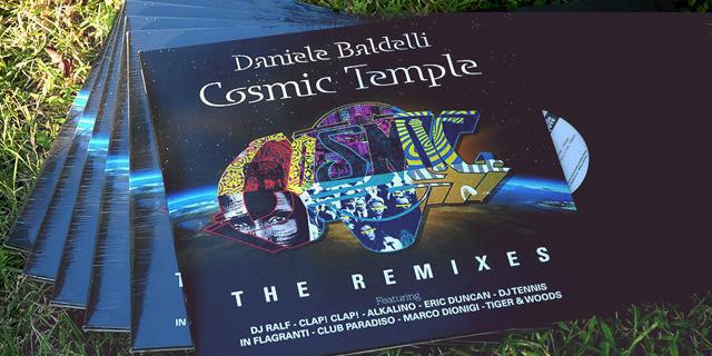 "RALF joins legend Daniele Baldelli for ""Cosmic Temple"" remix"